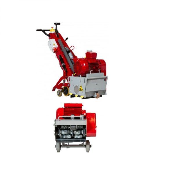 fresadora hidraulica