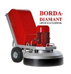 Pulidora de suelos PL800S RC, de BORDA DIAMANT